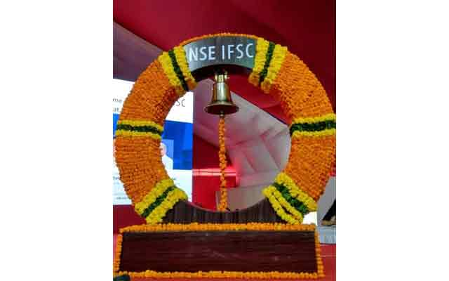 NSE launches its exchange at GIFT IFSC in Gujarat