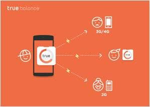 True Balance launches advertising and recharging features