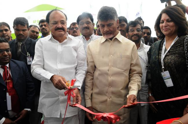 Development in agricultural sector should not be ignored: Venkaiah Naidu