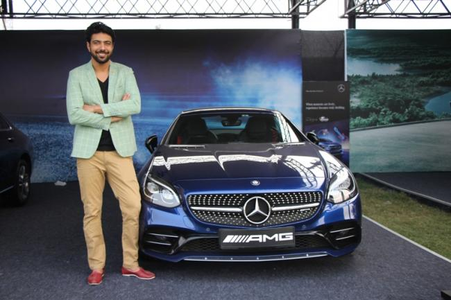 Mercedes-Benz Luxe drive live to enthrall Kolkata | Indiablooms - First  Portal on Digital News Management