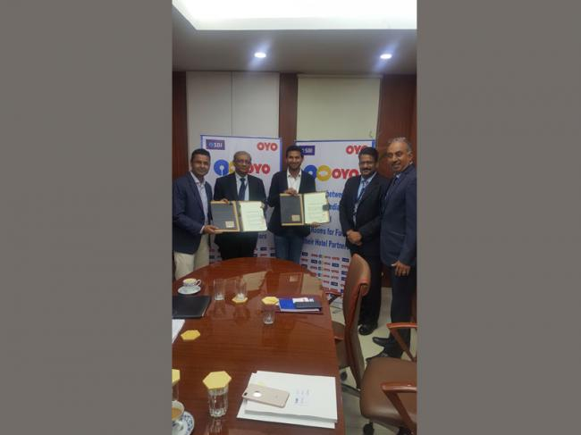 OYO Hotels signs MoU with SBI and Bank of Baroda to offer financial fillip for small hotels