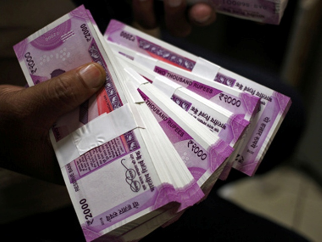 Indian currency slips to new low against USD, touches 74.27