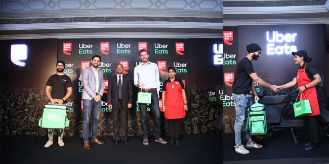 Uber Eats and Café Coffee Day partner to launch virtual restaurant network