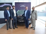 Volvo Cars opens a new dealership in Raipur