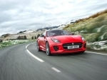 Jaguar F-type gains agility and efficiency with four-cylinder power train