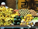 India's November retail inflation rate drops to 2.33 percent