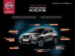 First look of new Nissan Kicks unveiled by makers