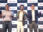 Huawei launches the King of Smartphones; Huawei Mate 20 Pro in India