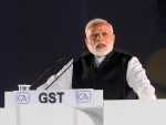 GST collection  for January stood at Rs.  86,318 crore