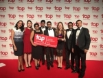 TCS wins global Top Employer award for the third consecutive year