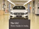 Mercedes-Benz records it's highest ever sales in India
