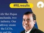 Mukesh Ambani's RIL's Q2 profit rises 17 pct