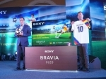 Sony launches Bravia A8F, eyes sales growth upto 50%