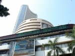 Key Indian benchmark indices close lower on Monday