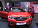 Renault India to increase prices by upto 1.5 percent in January