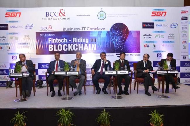 Bengal Chamber organises Business IT conclave on theme Fintech-Riding on Block-chain