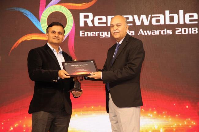 Tata Motors Pune plant wins 'Renewable Energy Excellence End User' award