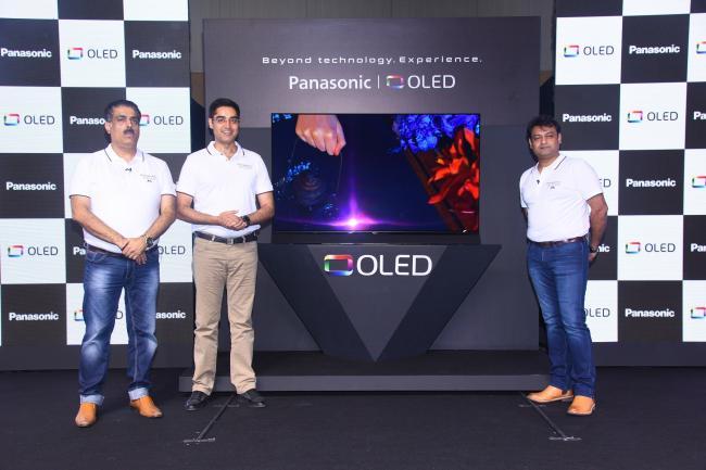 Panasonic forays into Hollywood-tuned OLED TV