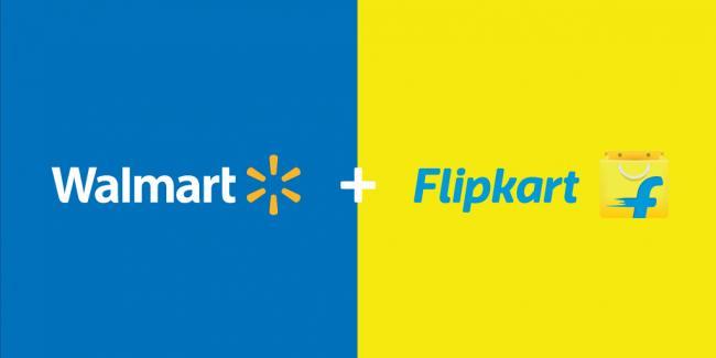 Walmart picks up 77 percent stake in Flipkart for $16 billion