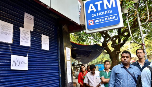 Two-day bank strike begins today, ATM machines likely to be affected