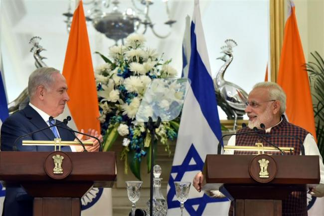 PM Modi emphases that role of business and industry is crucial to India-Israel ties