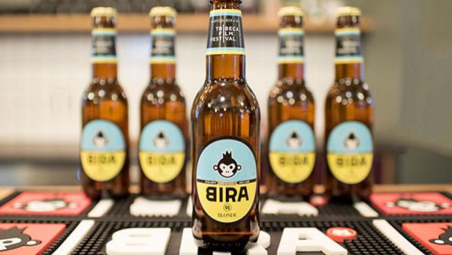 Indian beer brand Bira 91 honoured at the United Nations