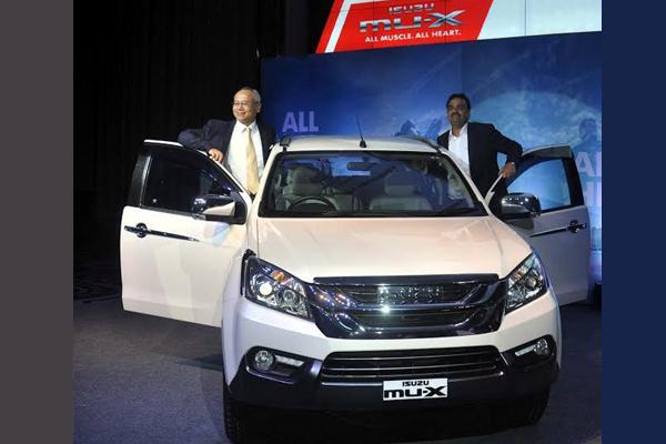 ISUZU to increase price of D-MAX Pick-ups & mu-X SUV from January 2019