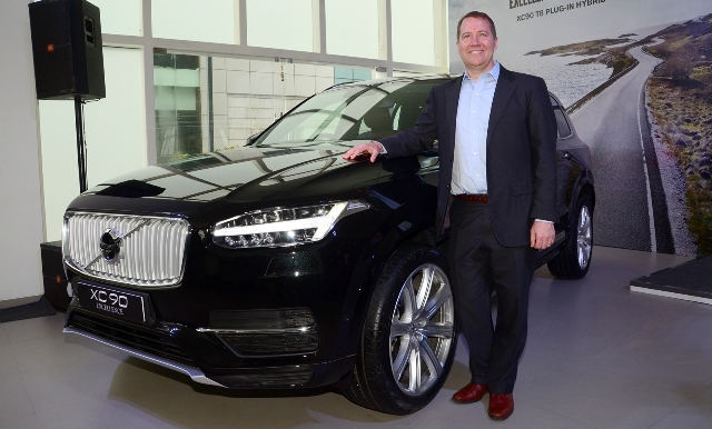 All New Volvo Cars From 2019 Will Be Hybrid Or Plug In Hybrid Says India Head Indiablooms First Portal On Digital News Management