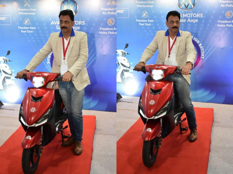 Avan Motors India launches the new 'Trend E' scooter priced at INR