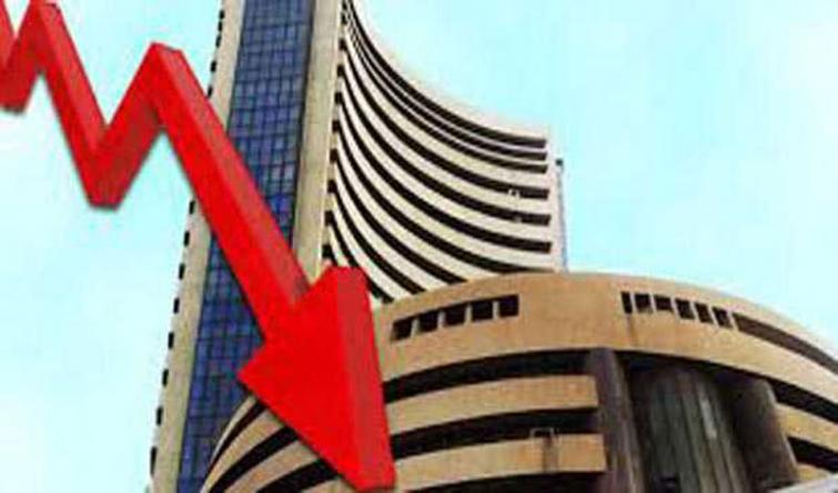 Indian Market: Sensex down by 222.14 pts