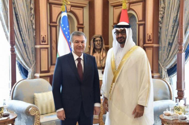 Uzbekistan, UAE agree to enhance trade-economic, investment cooperation