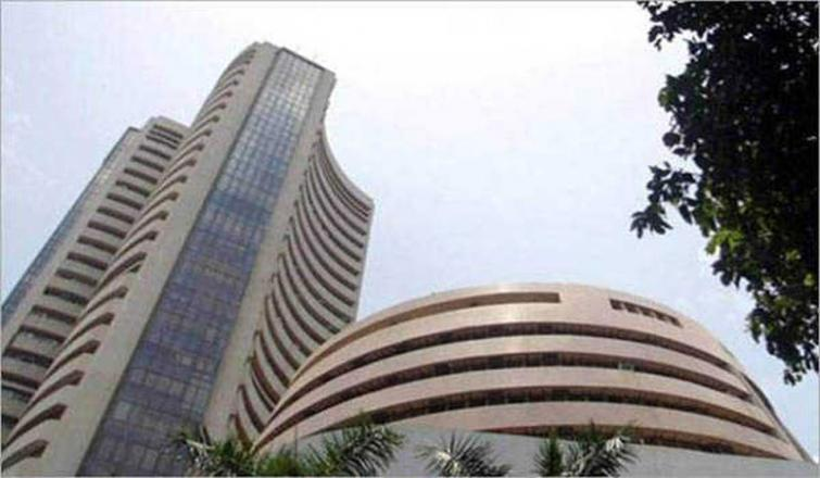 Sensex goes up by 130 pts
