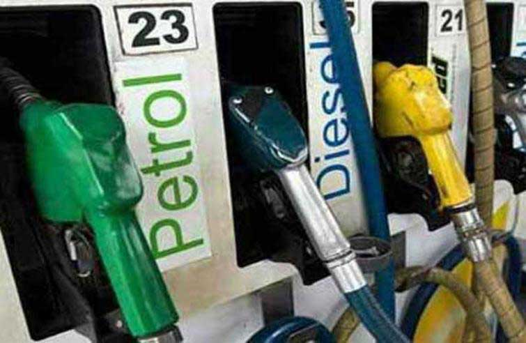 Indian fuel price: Rise in diesel prices; petrol remains unchanged