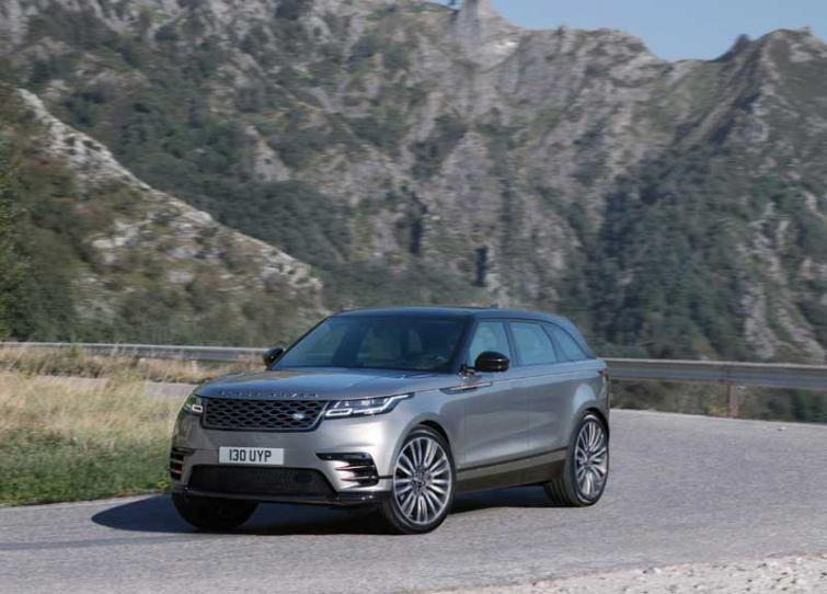 Land Rover begins sale of locally manufactured range of Rover Velar