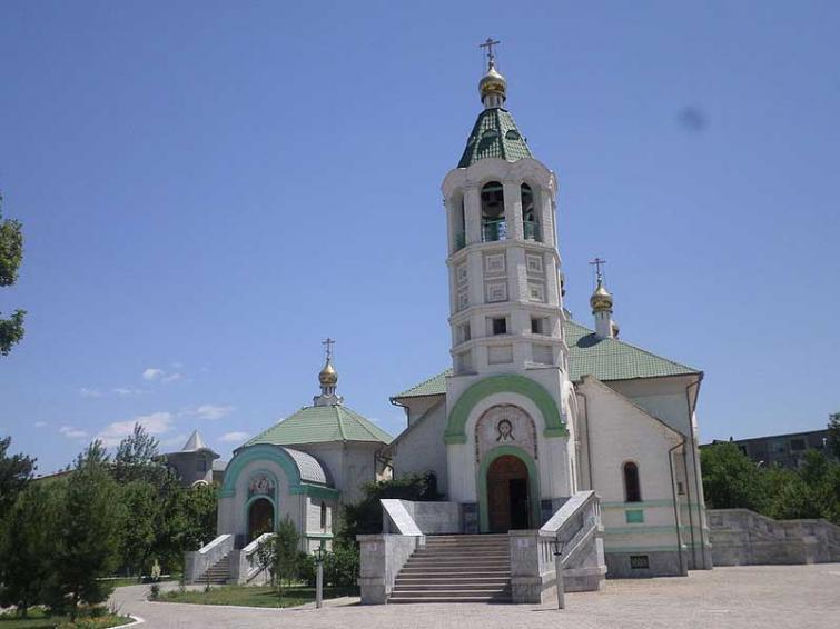 Navoi region in Uzbekistan is now a free economic zone