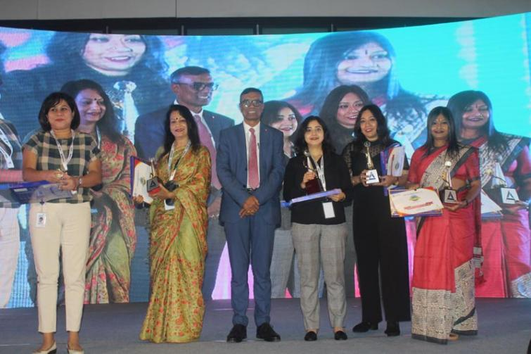 Stay happy and not under pressure at work says leading banker Chandra Sekhar Ghosh at HR award ceremony