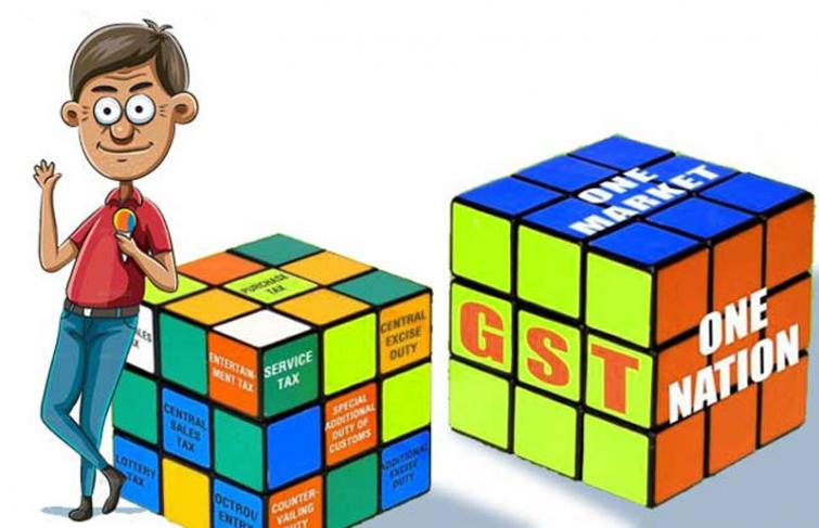 GST collection touches Rs 95,380 crore in October