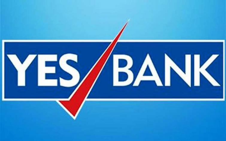 Yes Bank moves up by 5.80 pc to Rs 73