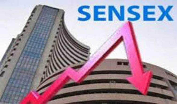India Market: Sensex down 229.02 pts