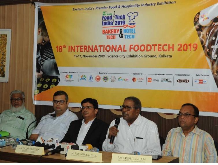 18th International FoodTech India to get underway in Kolkata on Nov 15