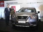 Nissan launches the new KICKS in Kolkata
