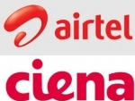 Airtel and Ciena to build photonic control plane networks for delivering ultra-fast data over 4G, 5G and FTTH
