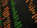 Sensex touches 40,000 mark