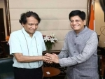TPCI greets new Minister Piyush Gyoal