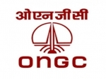 ONGC down by 3.48 pc to Rs 165.25