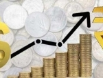 INR rebounds by 23 paise against USD