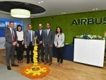 Airbus leverages Indian talent, inaugurates 500-person, nature-inspired IT facility in Bengaluru