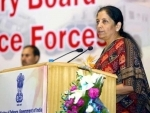 Govt to further simplify GST process, says finance minister Sitharaman