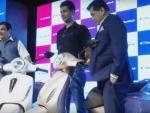 Bajaj Auto showcases all new Chetak in Goa