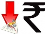 Indian Rupee down 31 paise against USD